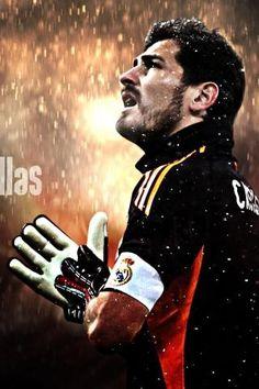 ..._Iker Casillas COMO SUPERMAN IGUALITO