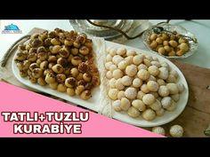 Ağızda Lokum Gibi Eriyen PAPATYA KURABİYE Tarifi Lokmalık Sümeyye Sultan Mutfağı - YouTube Turkish Delight, Turkish Recipes, Cookie Desserts, Ham, Beans, Food And Drink, Cookies, Vegetables, Youtube