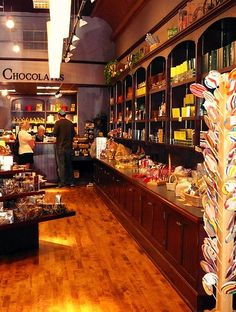 Anne of Green Gables Chocolate Shop