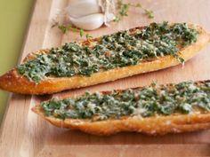 Delicious, yet Healthy Recipes Whole – Grain Herbed Garlic Bread
