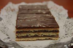 """Orechové """"ŽERBÓ"""" REZY - Rezy sú vhodné na slávnostnú príležitosť, na nedeľu, u nás sú veľmi obľúbené. Nie sú náročné na prípravu a sú naozaj vynikajúce! Sweet And Salty, Tiramisu, Sweet Recipes, December, Food And Drink, Gluten Free, Chocolate, Ethnic Recipes, Eastern Europe"""