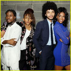 Jaden Smith Premieres Netflix Series The Get Down in NYC