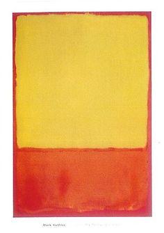 abstract expressionism | no es arte al instante