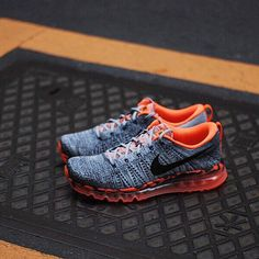 awesome Sneakers Nike  : Nike Flyknit Air Max...