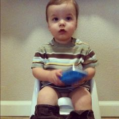 Potty training basics! MUST READ! So much great advice!