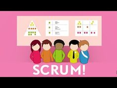 We explain how Scrum works and why it is so useful. Scrum is an approach for managing projects with more speed, flexibility and energy. Instead of relying on. Lean Project, Scrum Board, Change Management, Project Management, Self Organization, Common Goal, Lean Six Sigma, Youtube, Entrepreneurship