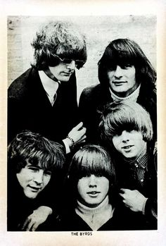 The Byrds 1960s
