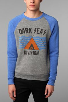 Dark Seas Explorer Crew Sweatshirt