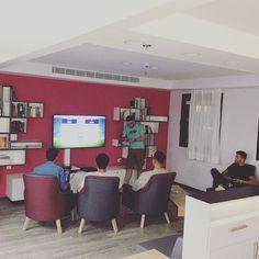 Fotos del torneo de Fifa18 de ayer! 🎮 #residenciaclaraval #torneofifa18claraval