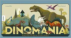 Dinomania: Eine Pop-up-Reise in die Urzeit: Amazon.de: Arnaud Roi, Gwen Keraval, Ingrid Ickler: Bücher