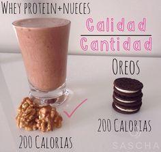 No todas las calorías son iguales
