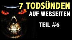 7 Todsünden auf Webseiten - Teil #6