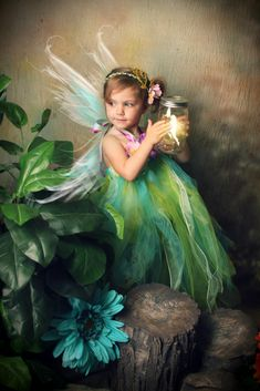 Fairy Portrait by Prelude Photography