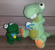 631 Best Crochet I Like Dinosaurs Images In 2019 Amigurumi