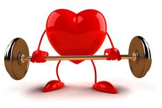 Exercise is good for the heart. ♥ ♥♥♥♥ ❤ ❥❤ ❥❤ ❥♥♥♥♥