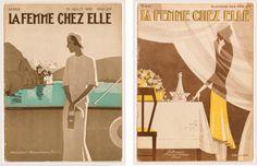 La Femme Chez Elle magazine, 1931, Jan 1929