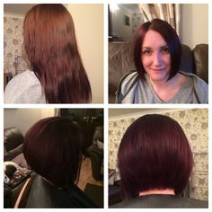 From long to short graduated Bob