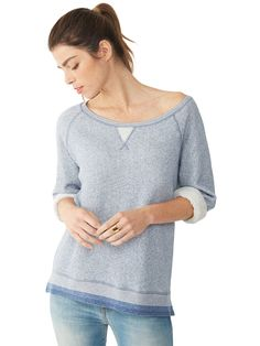 Raglan Pullover | Alternative