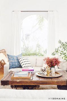 inexpensive living room ideas