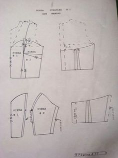 All things sewing and pattern making sewing patternmaking draft patterns patternconstruction fashion bustier – artofit – Artofit Motif Corset, Corset Sewing Pattern, Dress Sewing Patterns, Clothing Patterns, Pattern Draping, Bodice Pattern, Bra Pattern, Aya Couture, Couture Fashion