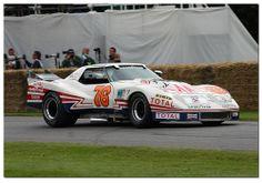 1976 Chevrolet Corvette 'Spirit of Le Mans' Goodwood Festival of Speed 2012