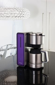 New Panasonic Coffee Maker - Great design and functionality