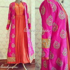 Kurti Designs Party Wear, Kurta Designs, Blouse Designs, Indian Gowns, Indian Wear, Indian Outfits, Neck Designs For Suits, Anarkali Dress, Indian Designer Wear