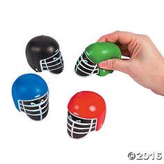 Football Helmet Stress Toys