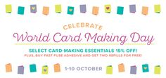 World Card Making Da