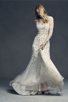 BHLDN Tabitha Gown  in  Bride at BHLDN