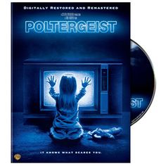 Poltergeist is a 1982 American horror film, directed by Tobe Hooper and co-written and produced by Steven Spielberg. Best Horrors, Movies, Best Horror Movies, Love Movie, Halloween Movies, Scary Movies, Movie Tv, Horror Movies, Good Movies