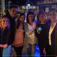 SID DOWN stories odteraz v Bratislave v BLUE BEAR Blues, Bear, Tops, Bears