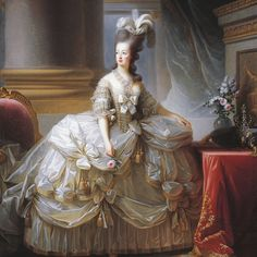 Maria Antonia Josepha Johanna Habsburg-Lorraine, 1755 - 1793 Marie's marriage to Louis XVI was marred by scandal and controversy. They were officially married by proxy at the Augustinian Church in Vienna on the 19th April 1770, with one of Marie's brothers standing in for the Dauphin. A ceremonial wedding took place at the Palace of Versailles a month later, after which followed the traditional bedding ceremony. Marie and Louis XVI were lead to their chambers with witnesses, but were unable…