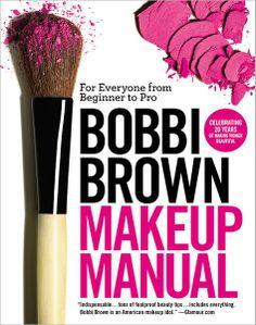 books, bobbi book, makeup manual, buy, bobbi brown, pro, beauti wishlist, beginn, brown makeup