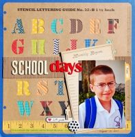 A Project by Madeline from our Scrapbooking Gallery originally submitted 11/22/13 at 08:44 AM