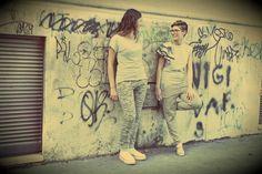 A dx pantalone BeAW Animalier  Prezzo: 39,90€ Acquista online: http://www.aw-lab.com/shop/donna/pantalone-beaw-animalier-9292023  Pantalone zebrato: coming soon