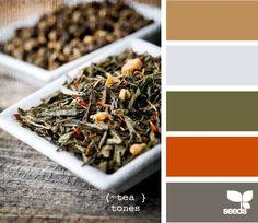 tea tones
