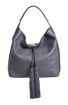 Free shipping and returns on Rebecca Minkoff Isobel Tassel Leather Hobo at  Nordstrom.com. 85756f95b0
