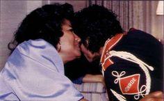 Katherine & Michael Jackson