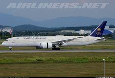 Boeing 787-9 Dreamliner - Saudia - Saudi Arabian Airlines | Aviation Photo #4762257 | Airliners.net
