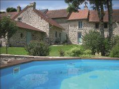 Superbe gîte avec piscine, espace bien-être, sauna, jacuzzi...