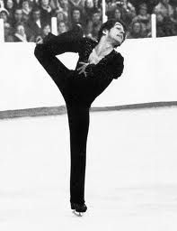 Toller Cranston, who made me look at ice skating with new eyes. Bravo, Toller, you started it all.