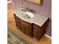 FEATURES : Counter TopCream Marfil Marble White Ceramic Undermount Sink Pre-drilled for Widespread Faucet Material : Natural Stone Top, Solid Wood Structure & CARB Certified Panels Number of Sink :Single Sink Dimensions : X X Bathroom Sink Tops, Small Bathroom, Bathroom Vanities, Bathroom Makeovers, Basement Bathroom, Bathroom Ideas, Lowes Bathroom, Bathroom Plumbing, Bathroom Showers