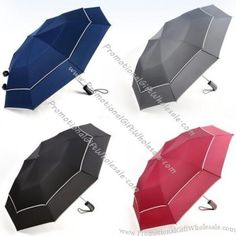 Buy Wholesale Fold Auto Open Carom Cloth #Windproof #Umbrella