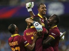 INFONESS - World t20 second semifinal West Indies makes its place to the finale, beat india by 7 wickets. Late replacement Lendl Simmons led a charmed life to blast 82 not out and carry West Indies to a nail-biting seven-wicket win in the last over against India in the second semi-final of the World