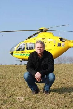 Martin Clunes raising money for Dorset Ambulance.   It would be worth the ride if he came too! ; )