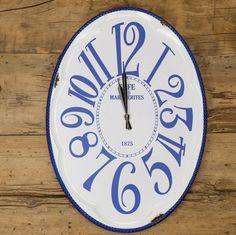 Relógio Café des Marguerites 47 x 66 cm | A Loja do Gato Preto | #alojadogatopreto | #shoponline | referência 74066972