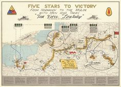 Th Infantry Division Of The US Army Cross Of Lorraine - Us map ww2