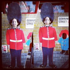 Little British Guardstaeng. lol - @taeyeon_ss- #webstagram