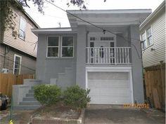 2207 Louisiana Ave, New Orleans, LA 70115  raised basement <3 clean gray & white palette